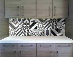 carrelage design cuisine le carrelage en ciment le joyau de la décoration carrelage