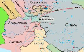 Map Of China And India by Haq U0027s Musings Pak China Industrial Corridor To Boost Pakistan U0027s