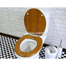 Comfortable Toilet Seats China Eco Friendly And Comfortable Bamboo Wood Toilet Seat Cover