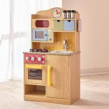 Walk In Play Kitchen by Play Kitchen Sets U0026 Accessories You U0027ll Love Wayfair