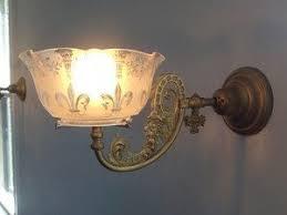 Antique Wall Sconces Vintage U0026 Antique Lighting Fixtures