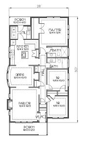Bungalow House Plans by 100 Bungalow Home Plans Bungalow House Plans Narrow Lot