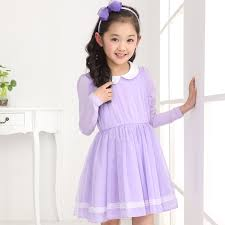 new 2014 spring autumn dress sweet cute princess long sleeve