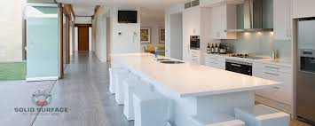 Corian Benchtops Perth Solid Surface