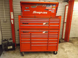 snap on tool storage cabinets snap on tool chest ebay