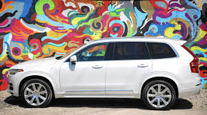 volvo suv volvo xc90 plug in suv foretells smarter cleaner automotive