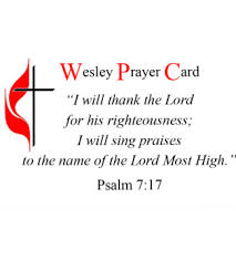 methodist prayer wesley united methodist church prayer 7 17 breakthrough prayer