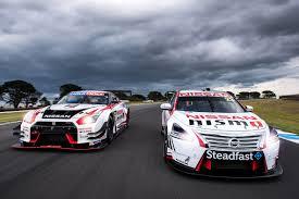 nissan supercar nissan launches 2016 australian motorsport season