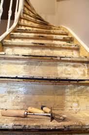 holz treppen holztreppen renovieren anleitung in 5 schritten