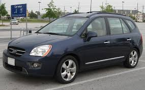 2009 kia rondo information and photos zombiedrive