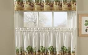 shabby chic kitchen ideas curtains shabby chic kitchen curtains with red floral pattern
