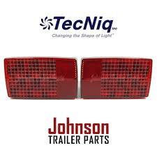 led tail lights for a trailer 6 submersible led tail lights for trailer trucks rvs marine led