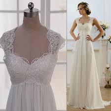 empire waist wedding dress with sleeves naf dresses