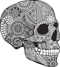 profile sugar skull creativity pinterest sugar skulls