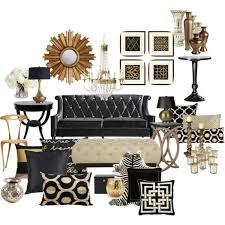 Black And Gold Living Room Furniture 22 Modern Living Room Design Ideas Living Rooms Room And Gold