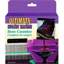 sweater machine the sweater machine row counter walmart com