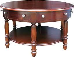mahogany coffee table with drawers coffee table drawer peekapp co