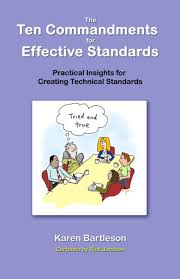 the ten commandments for effective standards