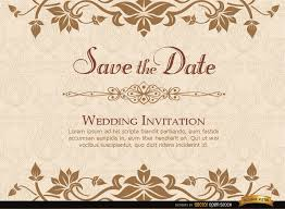 wedding invitations cards design template collection of thousands
