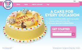 online cake ordering baskin robbins launches online cake orderingthe kitchen olo