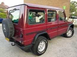 mercedes 280 ge mercedes 280ge auto 94k 5 door for sale mercedes g class