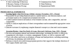 resume examples for leasing consultant loses advice cf