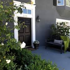 black houses home exterior paint ideas benjamin moore colors