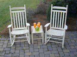Outdoor Rocker Chair Cool Idea White Outdoor Rocking Chairs Home Design