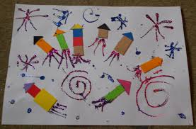 james u0026may arts and crafts blog children u0027s bonfire night collage