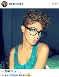 curly tapered afro women the best natural tapered hairstyles bossip