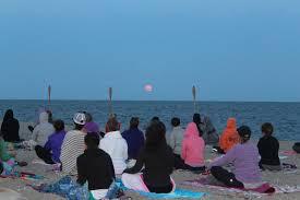 full moon beach yoga u2013 our breath is our power u2013 sounding still