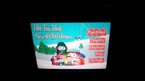 the they saved christmas dvd opening to veggietales the that saved christmas 2002 dvd