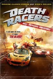 death racers 2008 poster pelis pinterest death movies