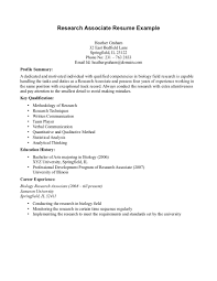 Sample Resume Research Assistant Dentist Associate Sample Resume