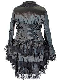 steampunk clothing tops shirts blouses