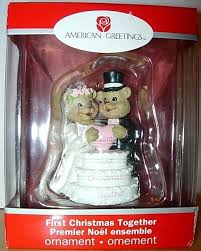 american greetings together bears ornament