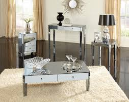 furniture add modern style to your home with mirrored side table glass nightstand mirrored cocktail table mirrored side table
