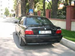 bmw 7 series 98 bmw 7 series 750il 1998 auto images and specification