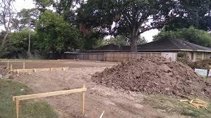 grading houston elite excavation u0026 grading for all your earthwork