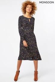 monsoon dresses buy women s dresses monsoon casual from the next uk online shop