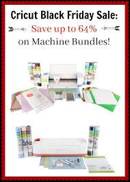 cricut black friday sale save half on cricut machine bundles