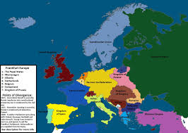 Map Of Germany And Poland by Alternate History Maps Thread Page 3 Paradox Interactive Forums