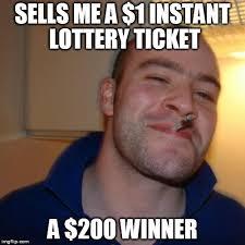 Instant Meme Maker - gg illinois instant lottery imgflip