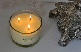 neom organics cocooning home candle great for peaceful evenings