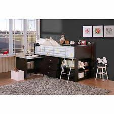 Captain Bed With Desk Loft Bed With Desk Ebay
