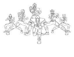 power rangers coloring u2014 fitfru style power rangers