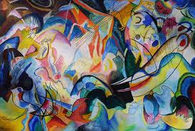 lettersfrommunich kandinsky u0027s color theory