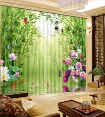 Curtains For The Kitchen Online Get Cheap Luxury Kitchen Curtains Aliexpress Com Alibaba