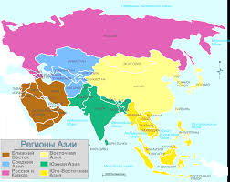 World Map Of Asia by Asia Map With Countries Cool Of Names Evenakliyat Biz