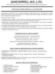 mental health counselor job description cover letter day in the